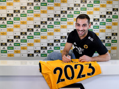 Soccer – Wolverhampton Wanderers sign Jonny Castro Otto